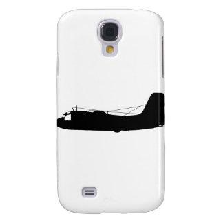 S2-Tracker Silhouette Samsung Galaxy S4 Case