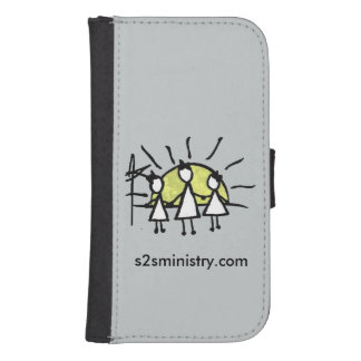 s2s Samsung Galaxy S4 Wallet Phone Case