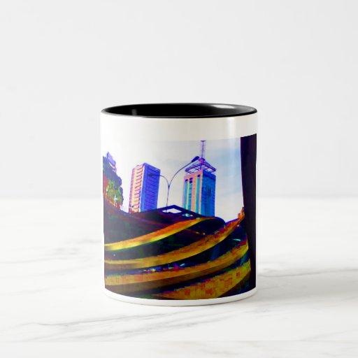 S6ao Paulo Coffee Mugs