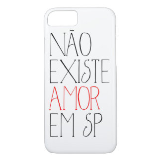 S6AO PAULO iPhone 8/7 CASE