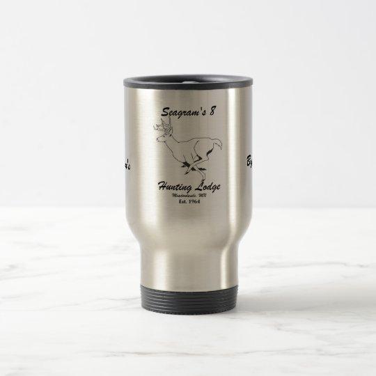 S8 Large SS Mug, Byron's Travel Mug