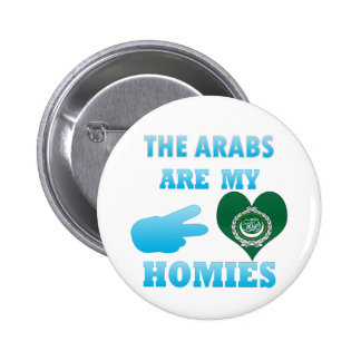 s are my Homies 2 Inch Round Button