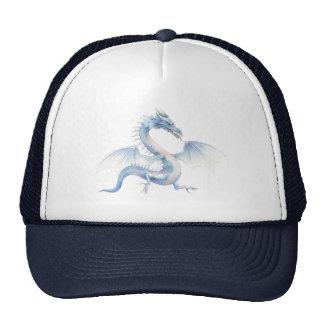 S azul formó el dragón gorra