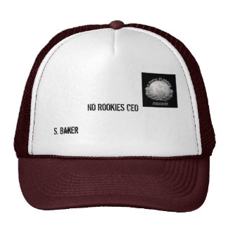 S Baker Publishing Trucker Hat