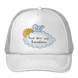 s Bird Sun You Are My Sunshine Trucker Hat