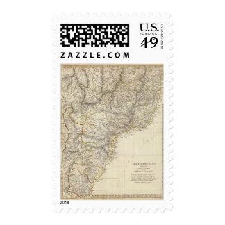 S Brazil, Paraguay, Uruguay Postage