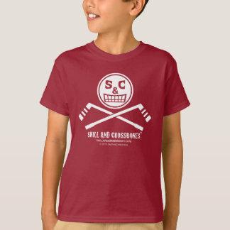 S&C Hockey Kids on Dark Apparel T-Shirt