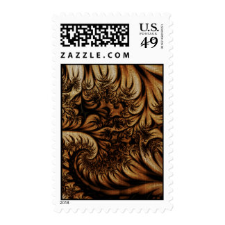 S C O R C H E D POSTAGE STAMPS