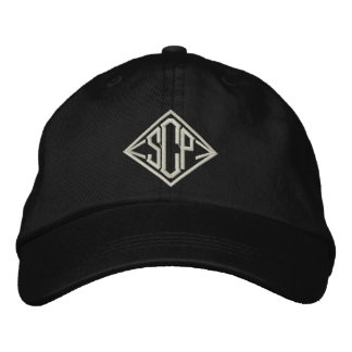 S.C.P. EMBROIDERED BASEBALL HAT