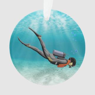S.C.U.B.A. Diver