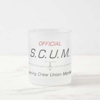 S.C.U.M. Mug Soaring Gliding