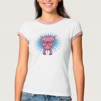 S-C women's ringer - Goad T Shirt
