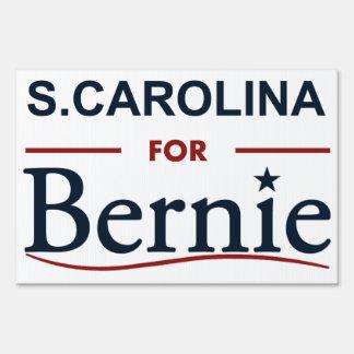 S. Carolina para Bernie Letrero