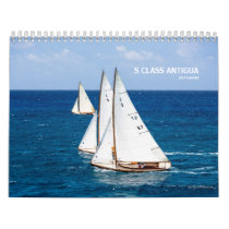S Class Antigua 2014 Sailing Calendar