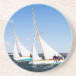 S Class Sailboat Racing Coaster