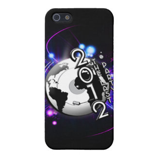 """S-CURVE - I-Phone 4/S Case - """"2012THELASTPARTY"""""""