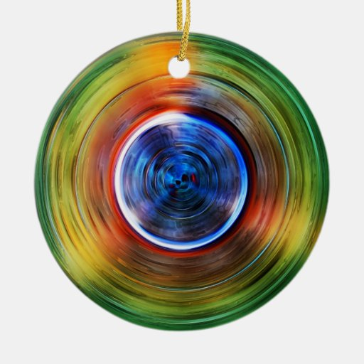 S-cycle Christmas Tree Ornaments