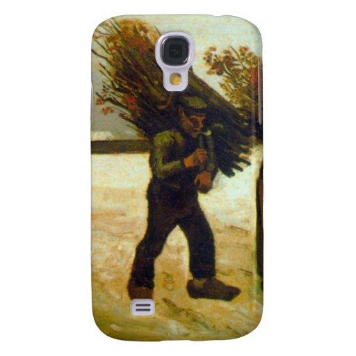 s de Vincent van Gogh Funda Para Galaxy S4