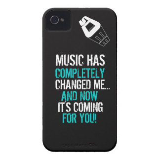S DEE iPhone 4/4S - Music Is iPhone 4 Cover