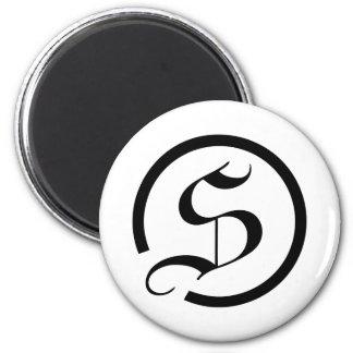 S-Dee Shop 2 Inch Round Magnet
