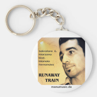 S.E Marzano feat. M. Fernandez - Runaway Train Keychain