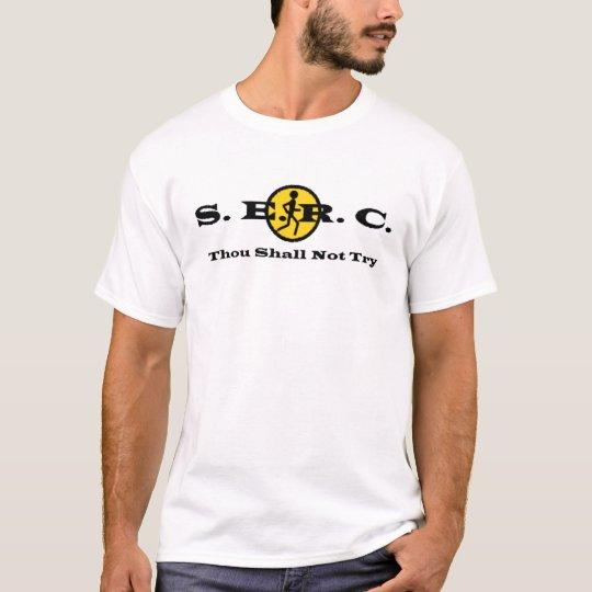 S.E.R.C. Design 2 w/ Back T-Shirt