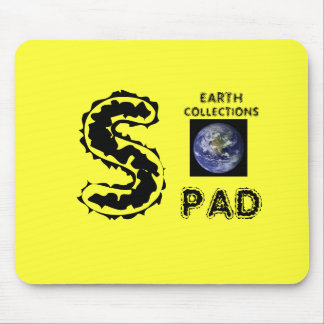 S EARTH, COLLECTIONS MOUSE PAD
