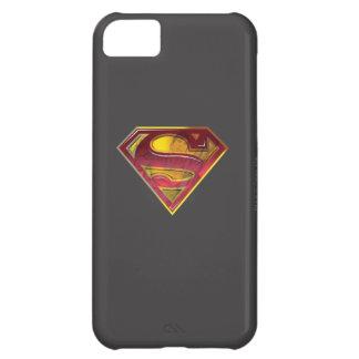 S-Escudo de la reflexión del superhombre