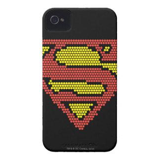 S-Escudo Lite-Brite iPhone 4 Case-Mate Funda