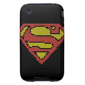 S-Escudo Lite-Brite Tough iPhone 3 Funda