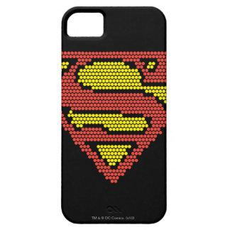 S-Escudo Lite-Brite iPhone 5 Case-Mate Carcasa