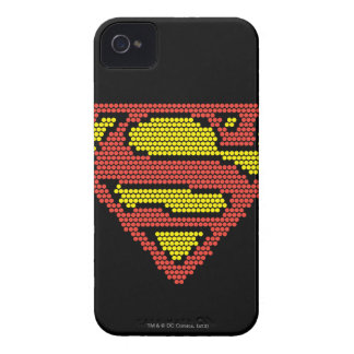 S-Escudo Lite-Brite iPhone 4 Case-Mate Fundas