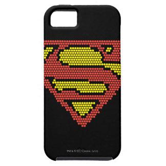S-Escudo Lite-Brite iPhone 5 Case-Mate Fundas