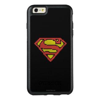 S-Escudo Lite-Brite Funda Otterbox Para iPhone 6/6s Plus