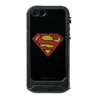 S-Escudo Lite-Brite Funda Para iPhone 5 Incipio ATLAS ID