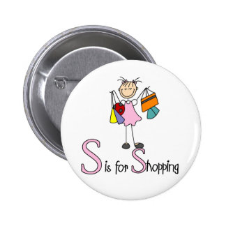 S está para el botón que hace compras pin