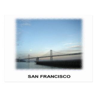 S.F. Bay bridge Post Cards