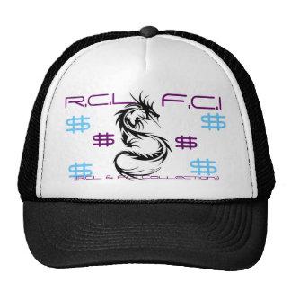 S.F.D's Hat  R.C.L  F.C.I Collection