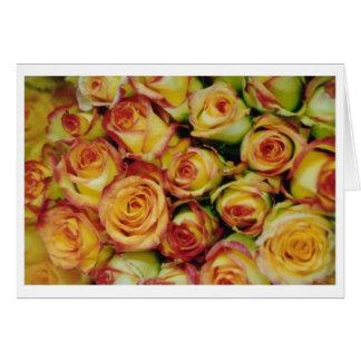 S.F. Flower Mart Card