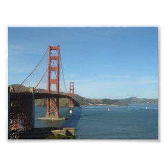 S F Golden Gate Bridge Photo
