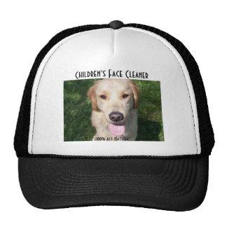 s Face Cleaner Trucker Hat