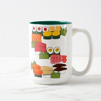 S for Sushi Mug