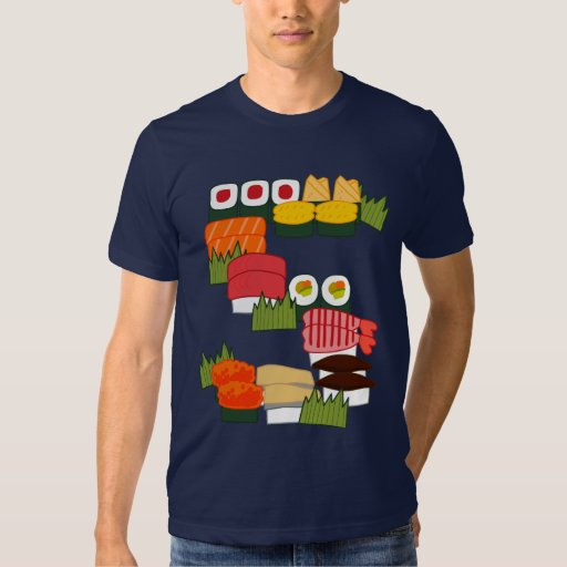 S for Sushi T-Shirt