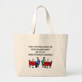 s funny divvorce idea for you canvas bag
