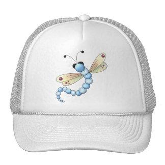 s Girls Dragonfly Trucker Hat