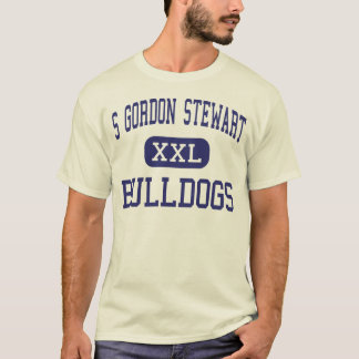 S Gordon Stewart Bulldogs Fort Defiance T-Shirt