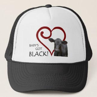s Got Black Trucker Hat