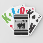 S.H.I.E.L.D. Agents Silhouette 2 Playing Cards