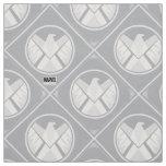 S.H.I.E.L.D. Geometric Pattern Fabric
