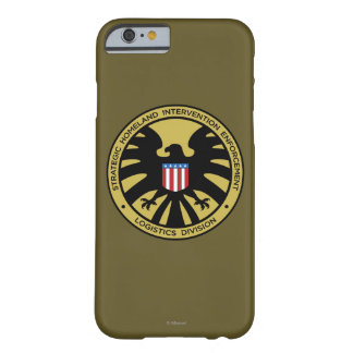 S.H.I.E.L.D. Gold Logo Barely There iPhone 6 Case